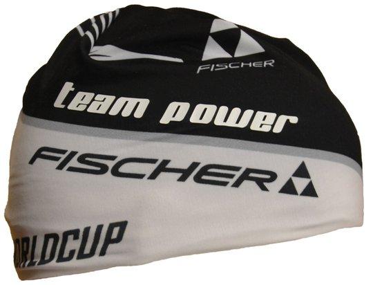 Fischer Beanie Lue, Black/White