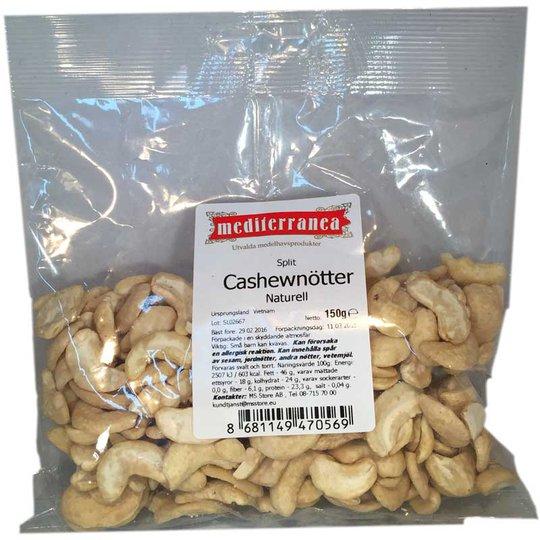 Cashewnötter naturell - 33% rabatt
