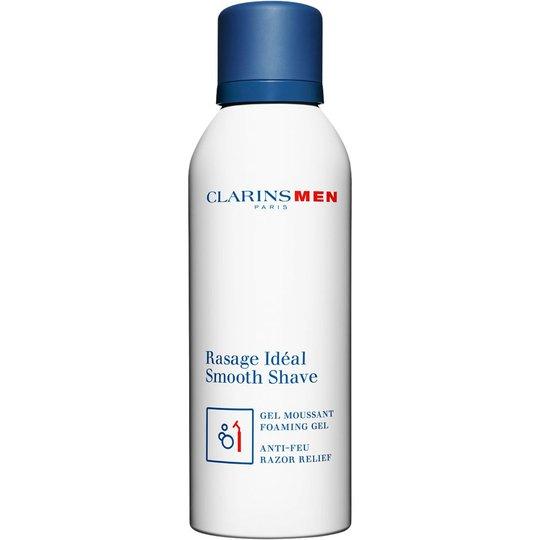Clarins Men Smooth Shave Foaming Gel, 150 ml Clarins Men Parranajotuotteet