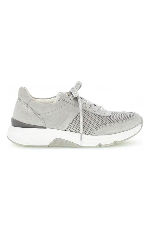 Gabor Sneakers Rollingsoft Sensitive Ljusgrå