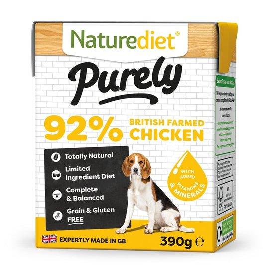Naturediet Purely Kyckling