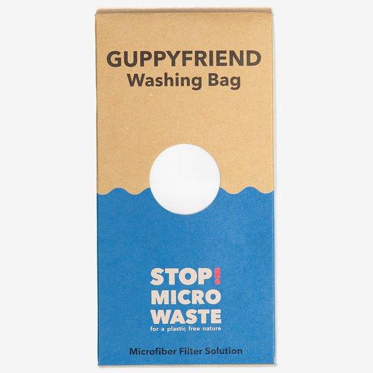 Vaskepose guppyfriend hvit