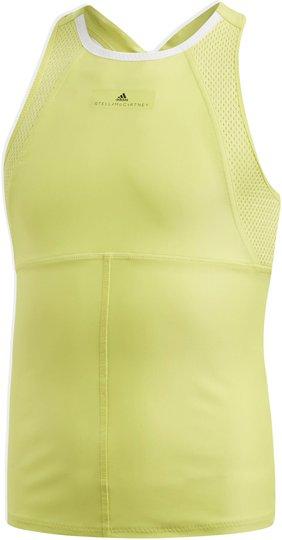 Adidas Girls Stella Tank Treningssinglet, Yellow 116