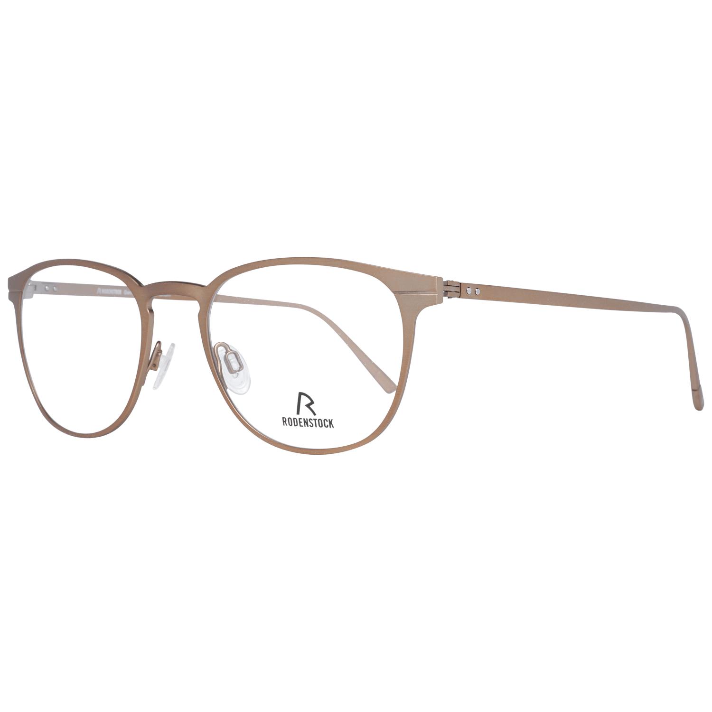Rodenstock Men's Optical Frames Eyewear Beige R8021 51D