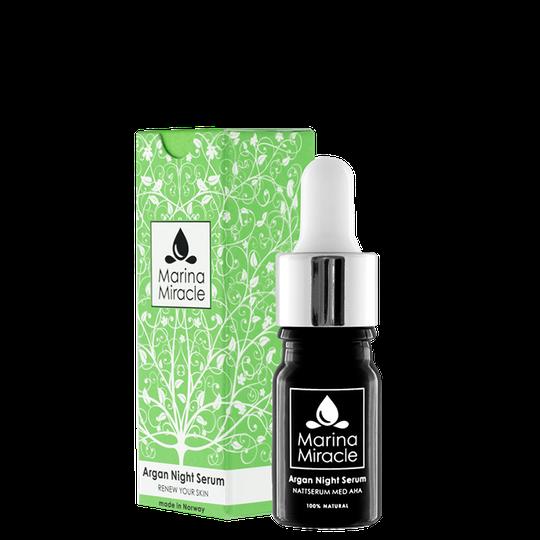 Argan Night Serum - Small, 5 ml