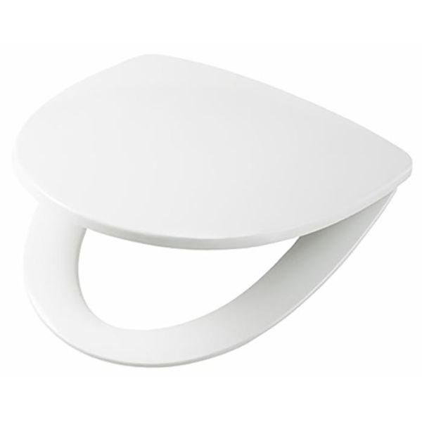 Ifö Sign WC-istuinkansi kova istuinkansi, päälle asennettava valkoinen