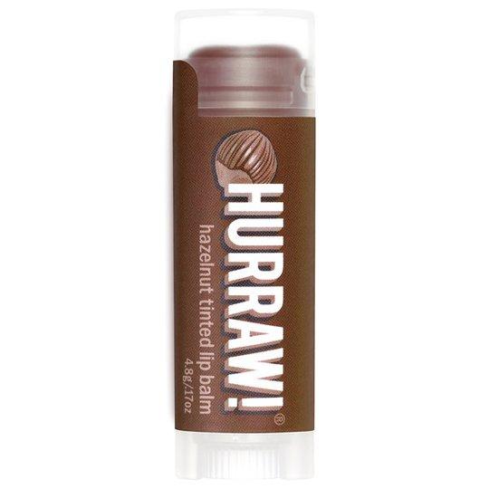 Hurraw! Hazelnut Tinted Lip Balm, 4,8 g