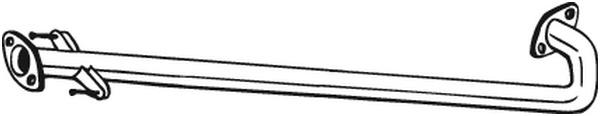 Pakoputki BOSAL 800-131