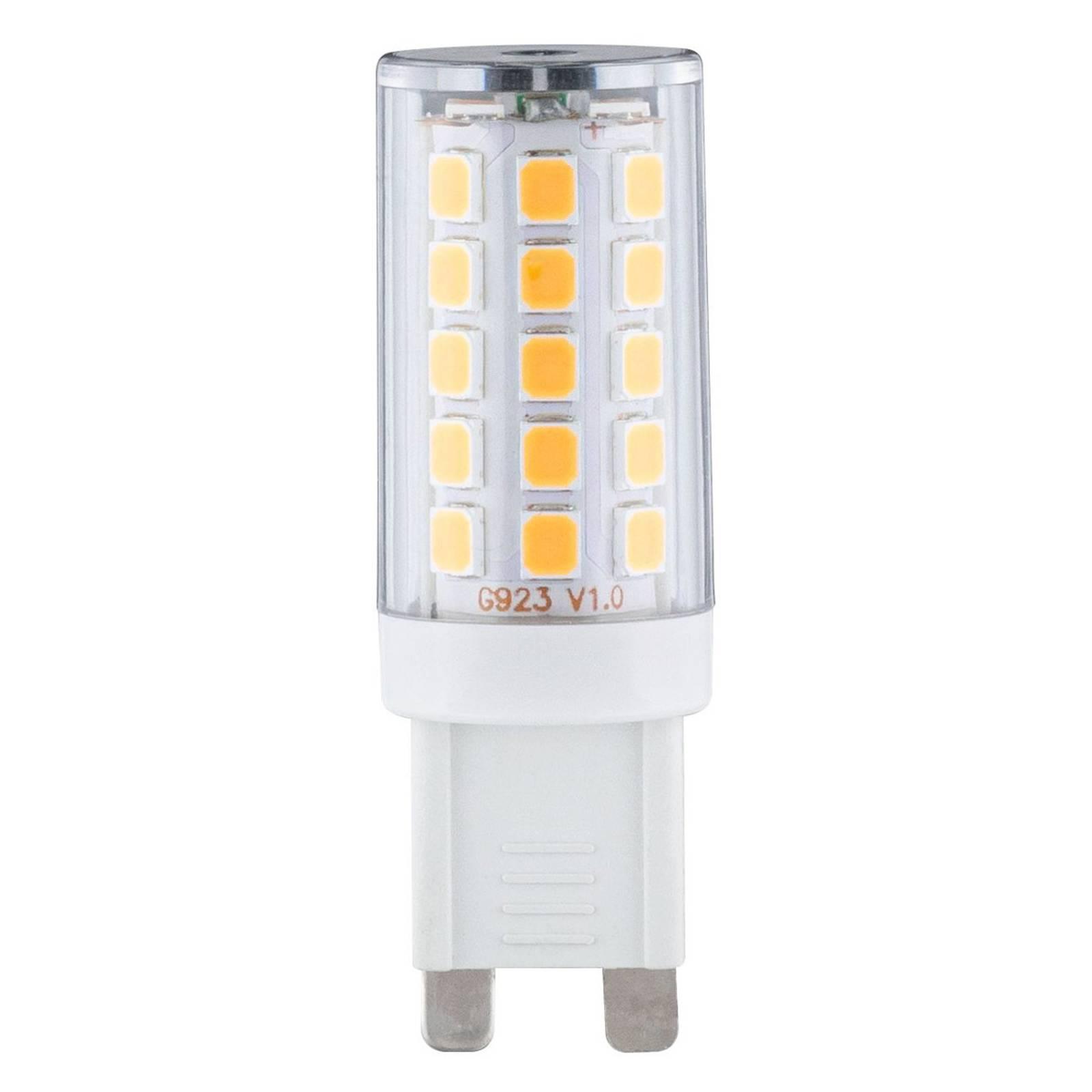 Paulmann kaksikantainen LED-lamppu G9 2,2W 2 700 K