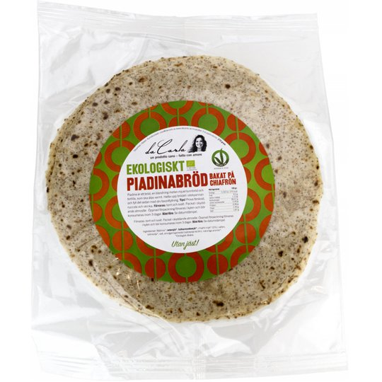 Piadinabröd Chiafrön 3-pack - 64% rabatt