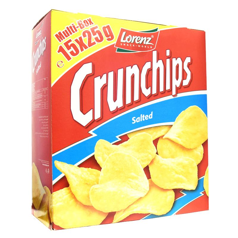 "Chips Salta ""Multi-Box"" - 76% rabatt"