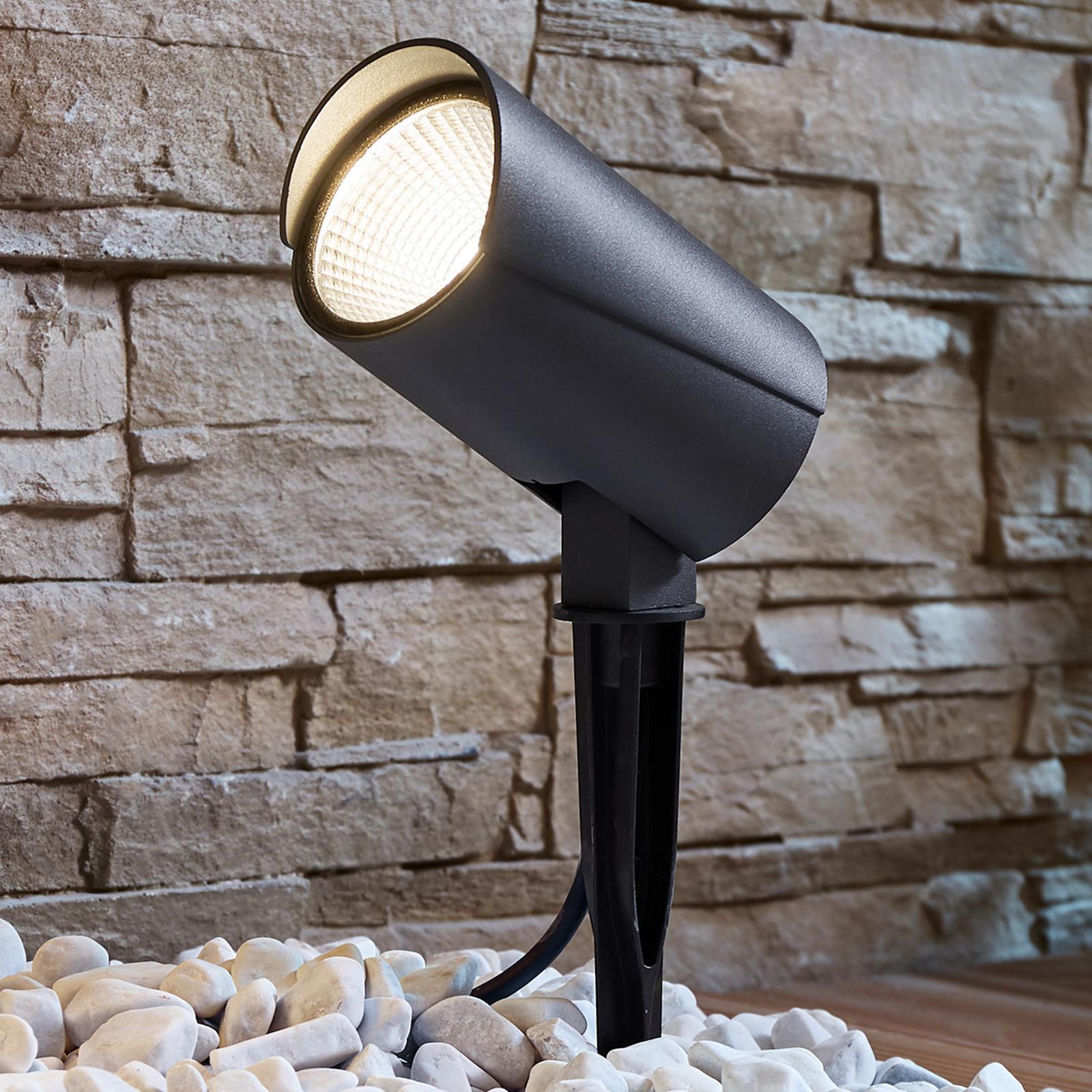 LED-kohdevalaisin ulos Anton, maapiikillä