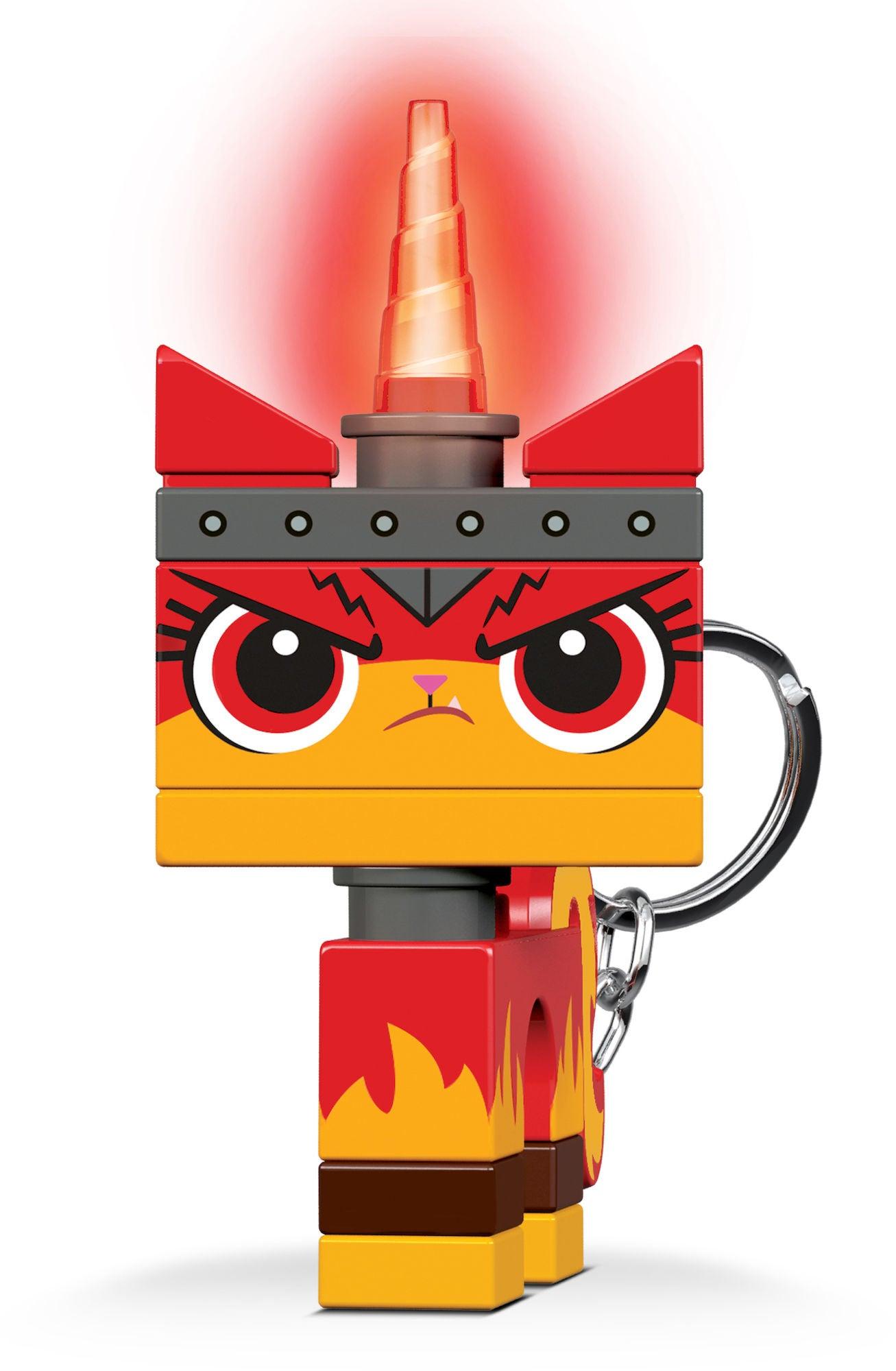 LEGO Angry Kitty Avaimenperälamppu