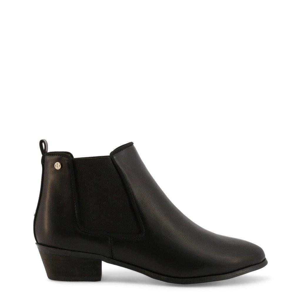 Roccobarocco Women's Ankle Boot Various Colours RBSC1JJ02VIT - black EU 41