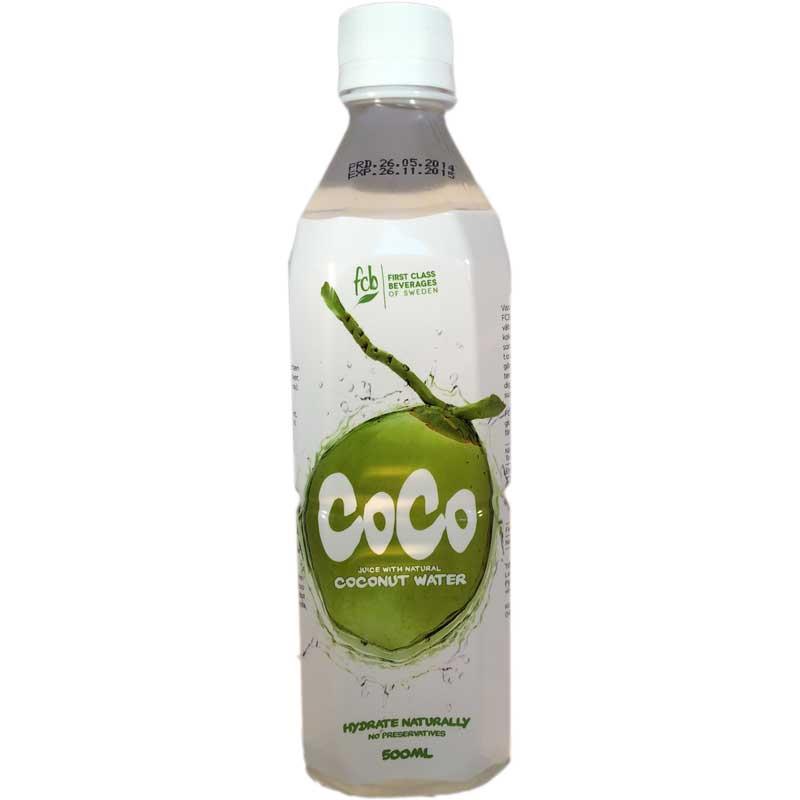 Coconut Water Natural - 33% rabatt