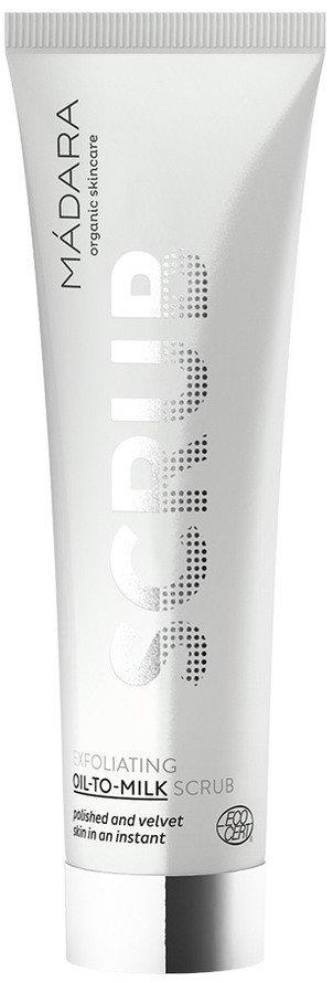 Mádara - Exfoliating Oil-To-Milk Scrub 60 ml