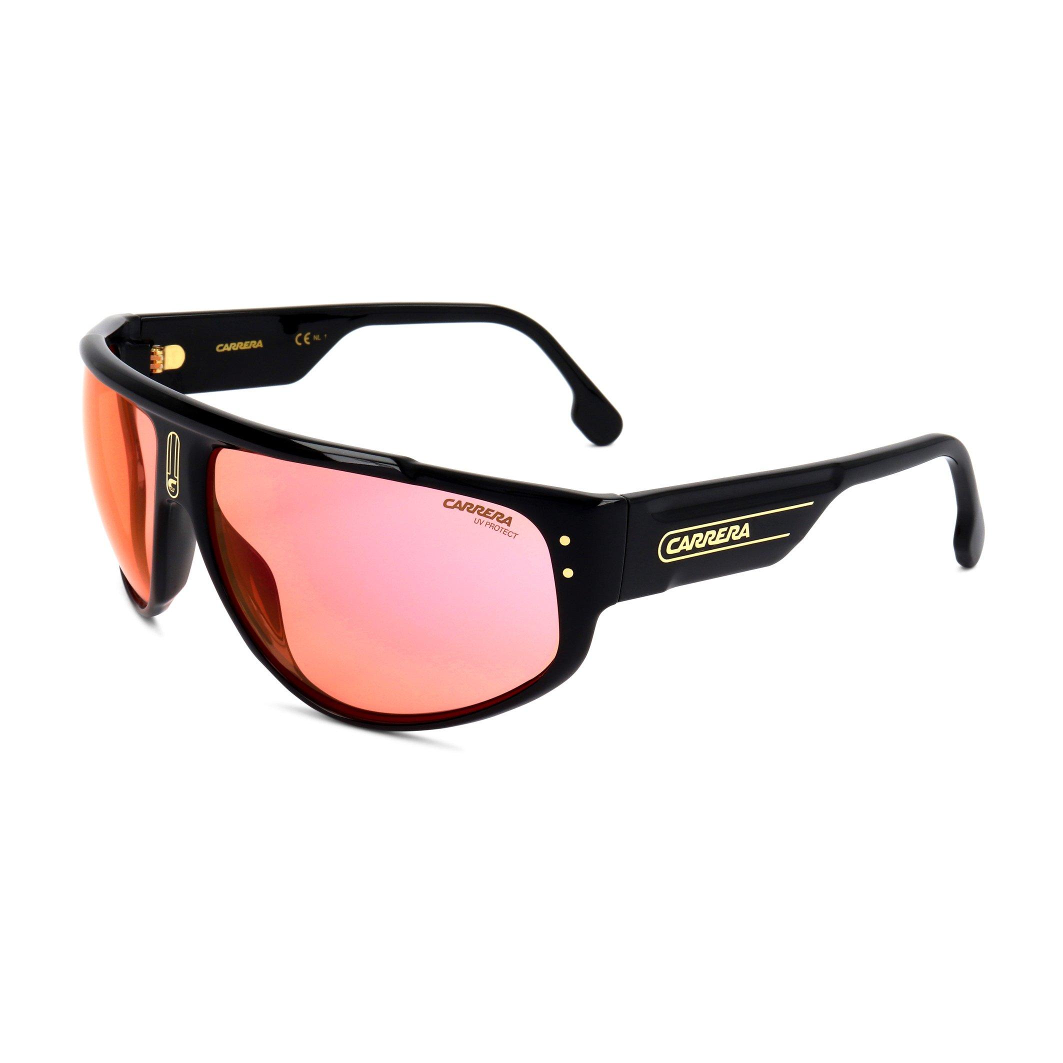 Carrera Unisex Sunglasses Black 1029S - black-3 NOSIZE