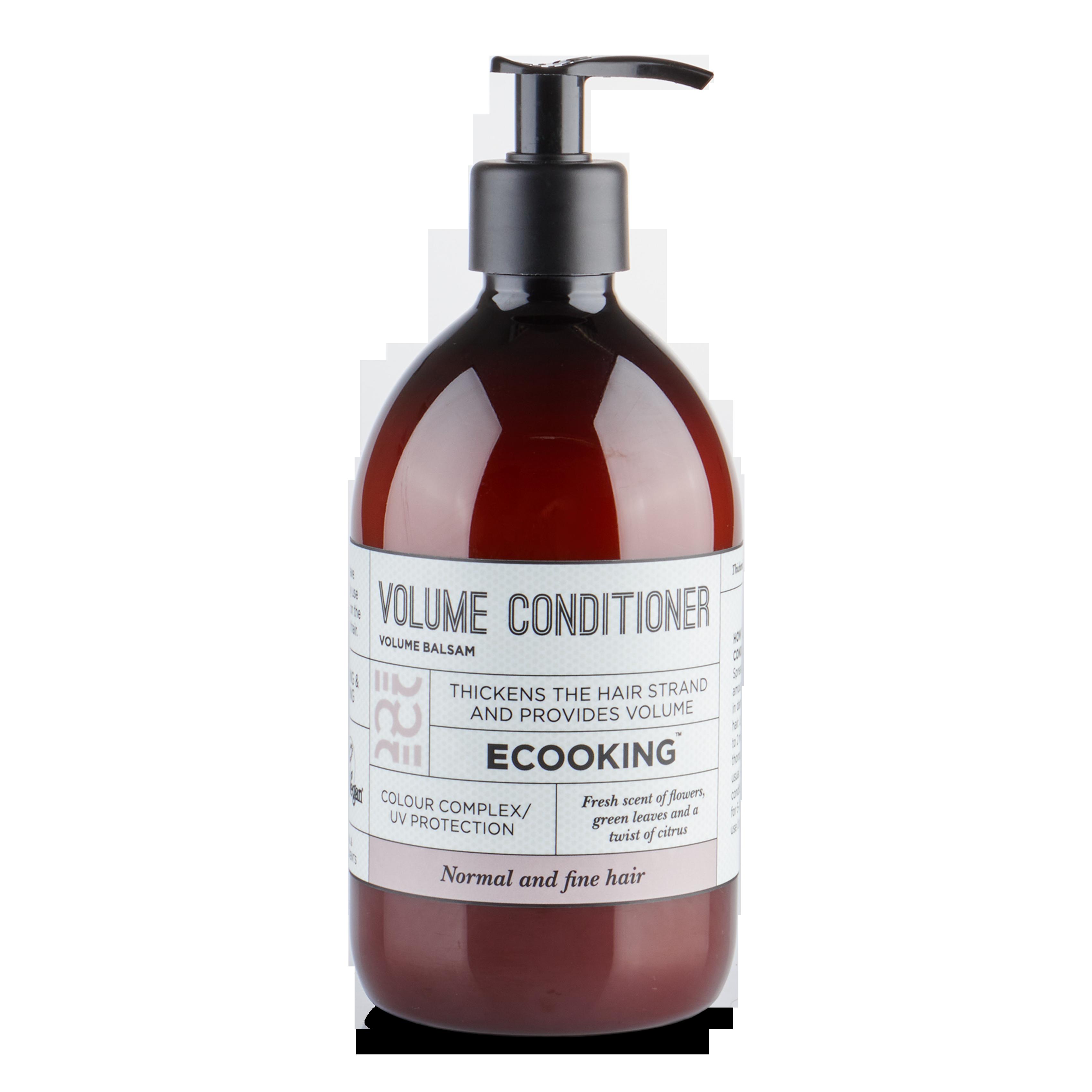 Ecooking - Volume Conditioner 500 ml