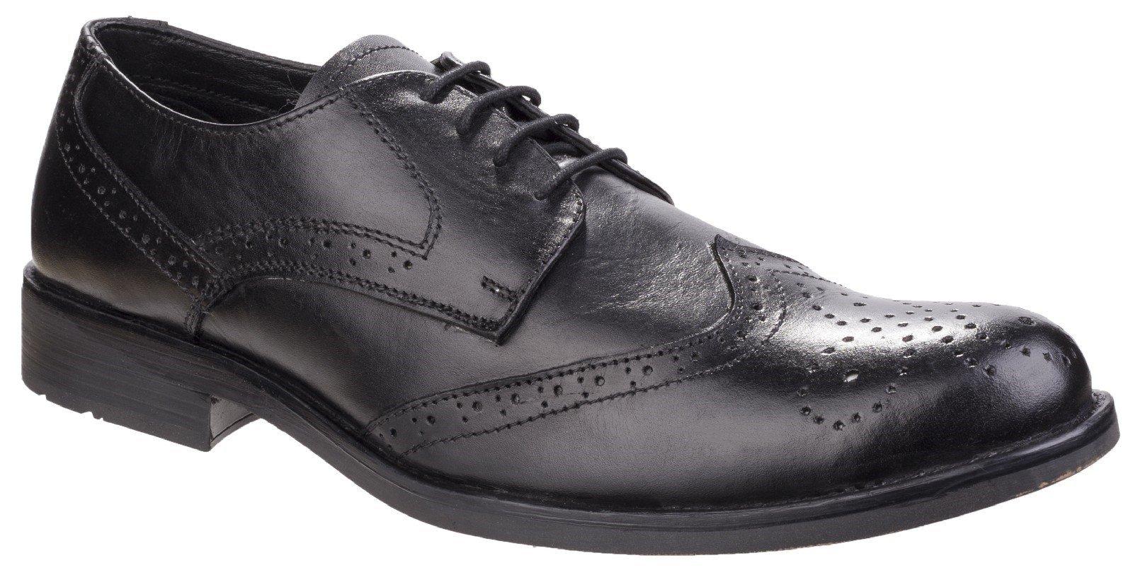 Fleet & Foster Women's Tom Lace Shoe Black 24954-41298 - Black 6