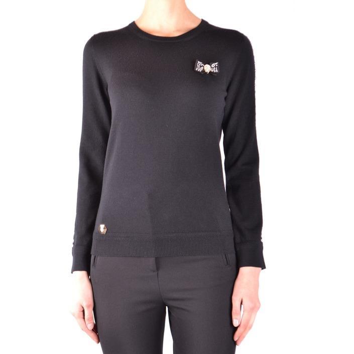 Philipp Plein Women's Sweater Black 162199 - black XS
