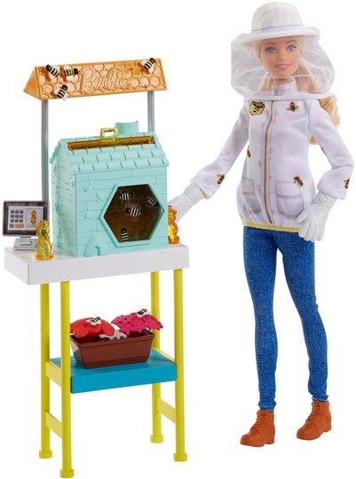 Barbie Careers Dukke Birøkter Lekesett