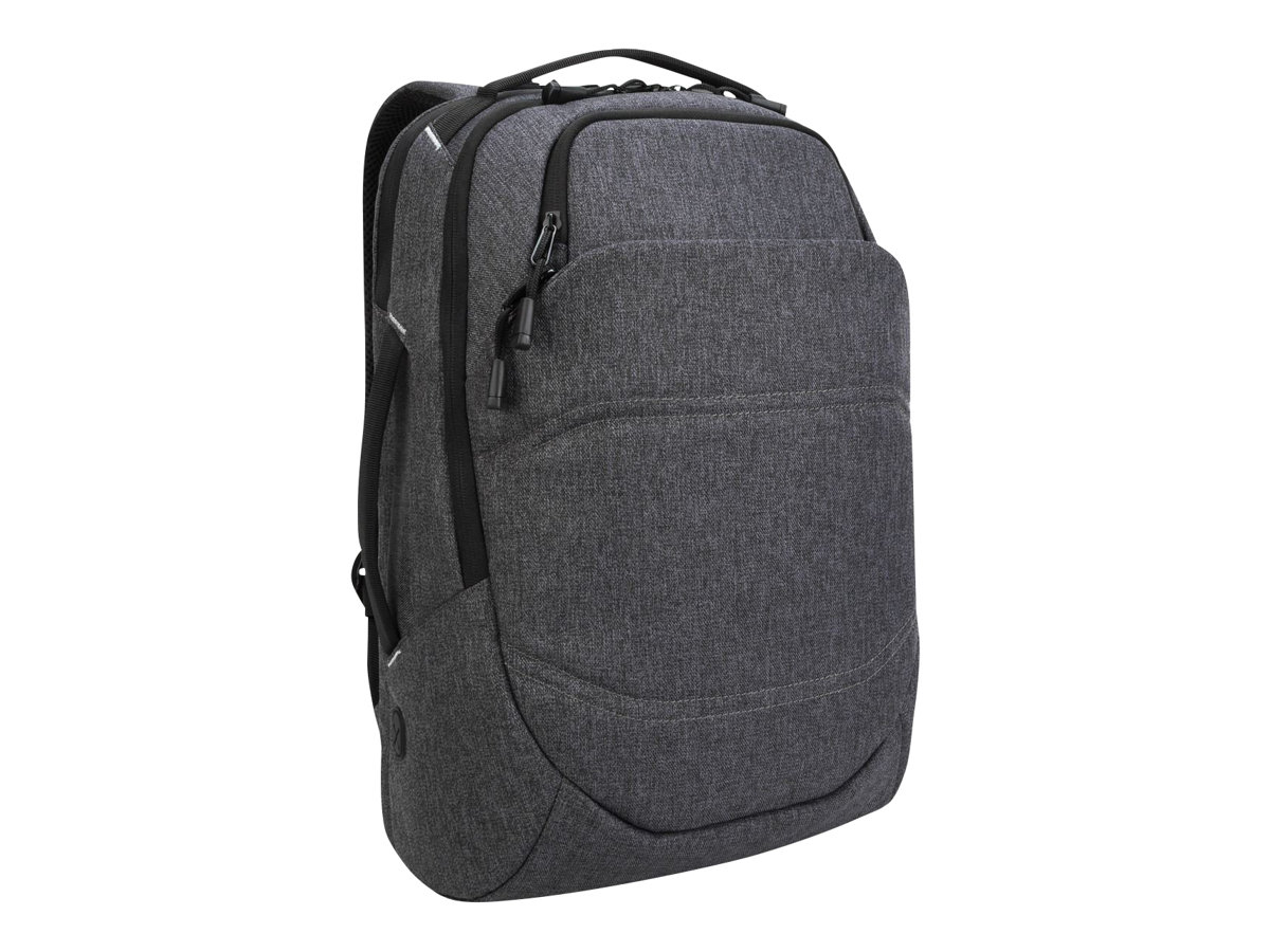 """Targus - Groove X2 Max Backpack - designed for Laptops up to 15"""" - (Charcoal )"""