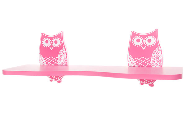 Vinter & Bloom - Double Shelf Forest Collection - Rosa