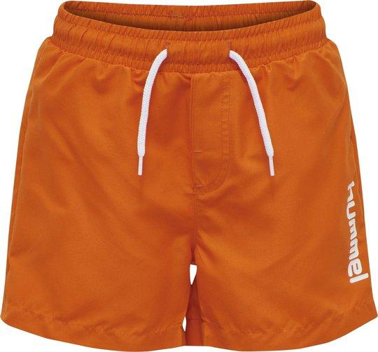 Hummel Bondi Board Shorts, Scarlet Ibis, 104