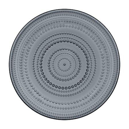 Kastehelmi Tallerken 315 mm Mørkegrå