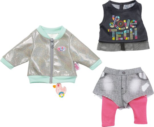 Baby Born City Clothing Robot World