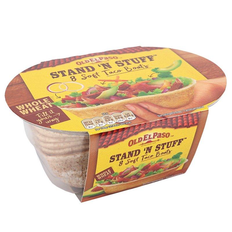 Stand 'n Stuff Tortillaleivät - 11% alennus