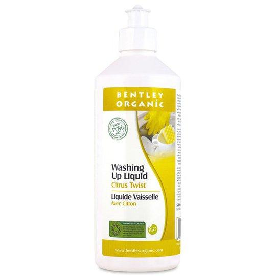 Bentley Organic Ekologiskt Diskmedel Citrus Twist, 500 ml