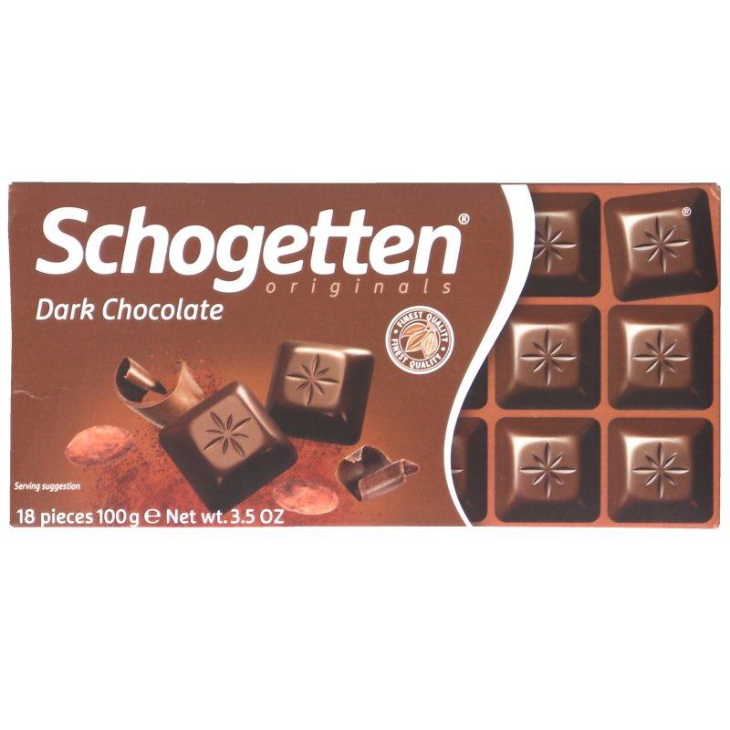 Mörkchoklad - 11% rabatt