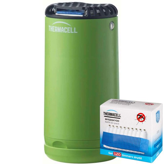 Thermacell Halo Mini Myggskydd Grön 10-pack