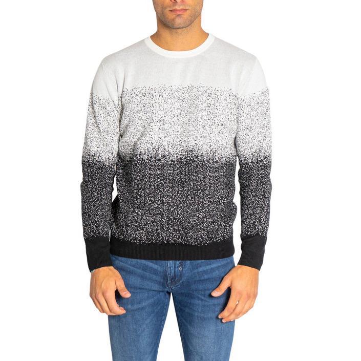 Antony Morato - Antony Morato Men Knitwear - black L