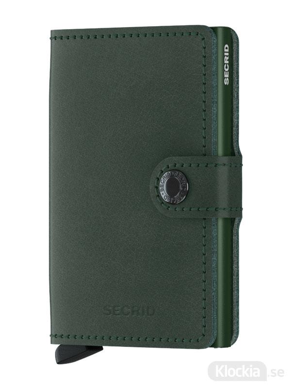 SECRID Miniwallet Original Green M-Green
