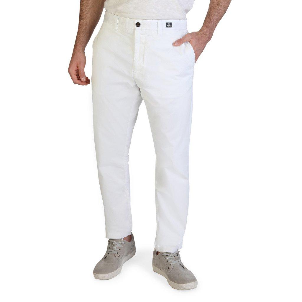 Tommy Hilfiger Men's Trouser Various Colours XM0XM01260 - white 32