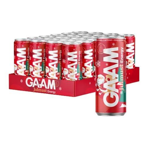 GAAM Energy Julmust - 1-pack