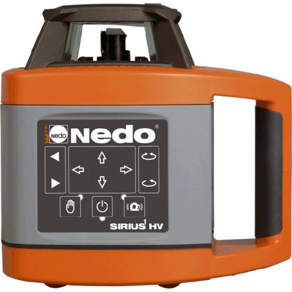 Nedo SIRIUS 1 HV Pyörivä laser
