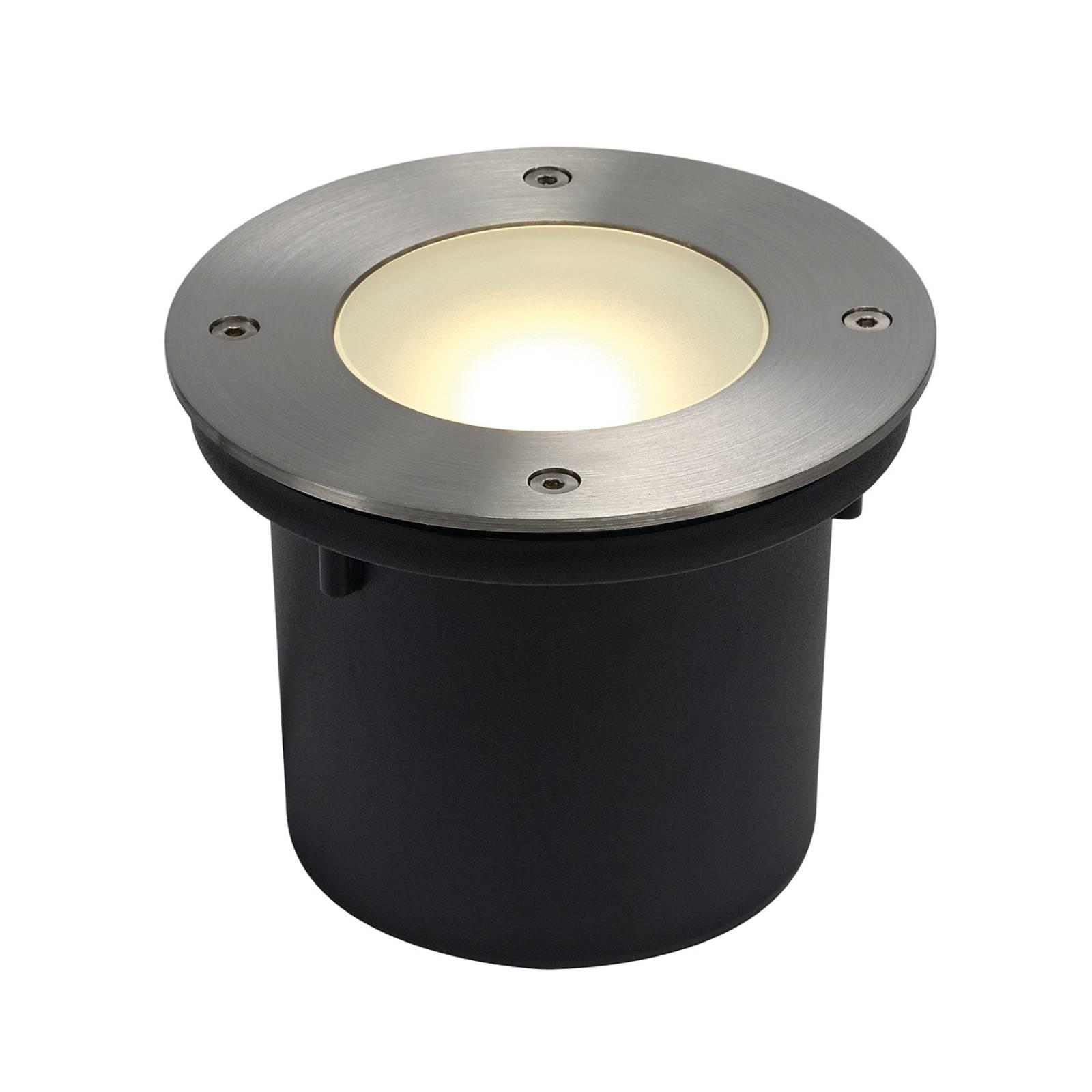 SLV Wetsy Disk LED-maavalaisin, pyöreä