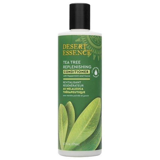 Desert Essence Tea Tree Replenishing Conditioner, 375 ml