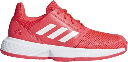 Adidas Match Court JR Treningssko, Red 36