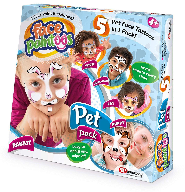 Face Paintoos - Pet Pack (40134)