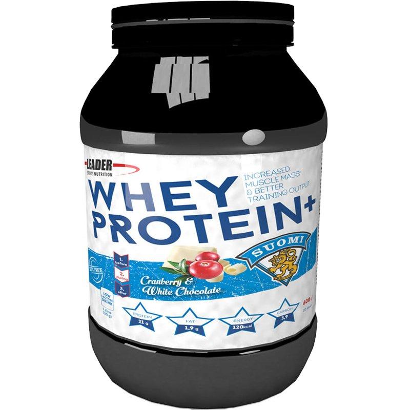 """Proteinpulver """"Cranberry & White Chocolate"""" 2kg - 71% rabatt"""