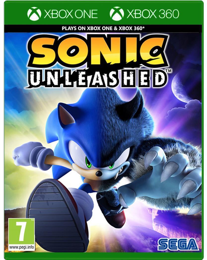 Sonic Unleashed (XONE/X360)