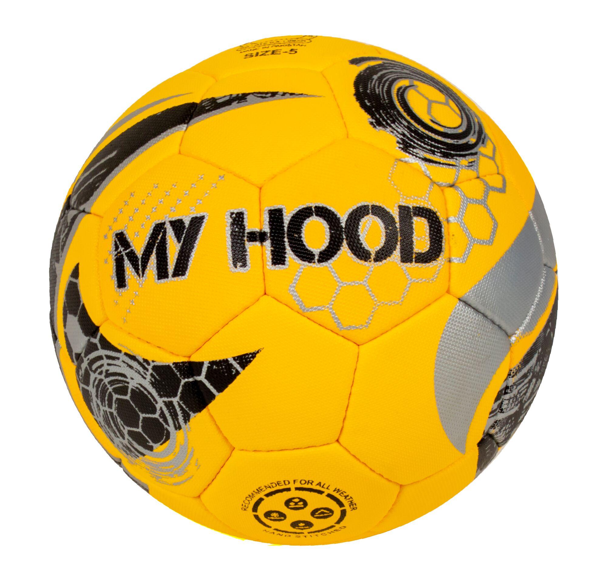 My Hood - Street Football - Orange (302016)