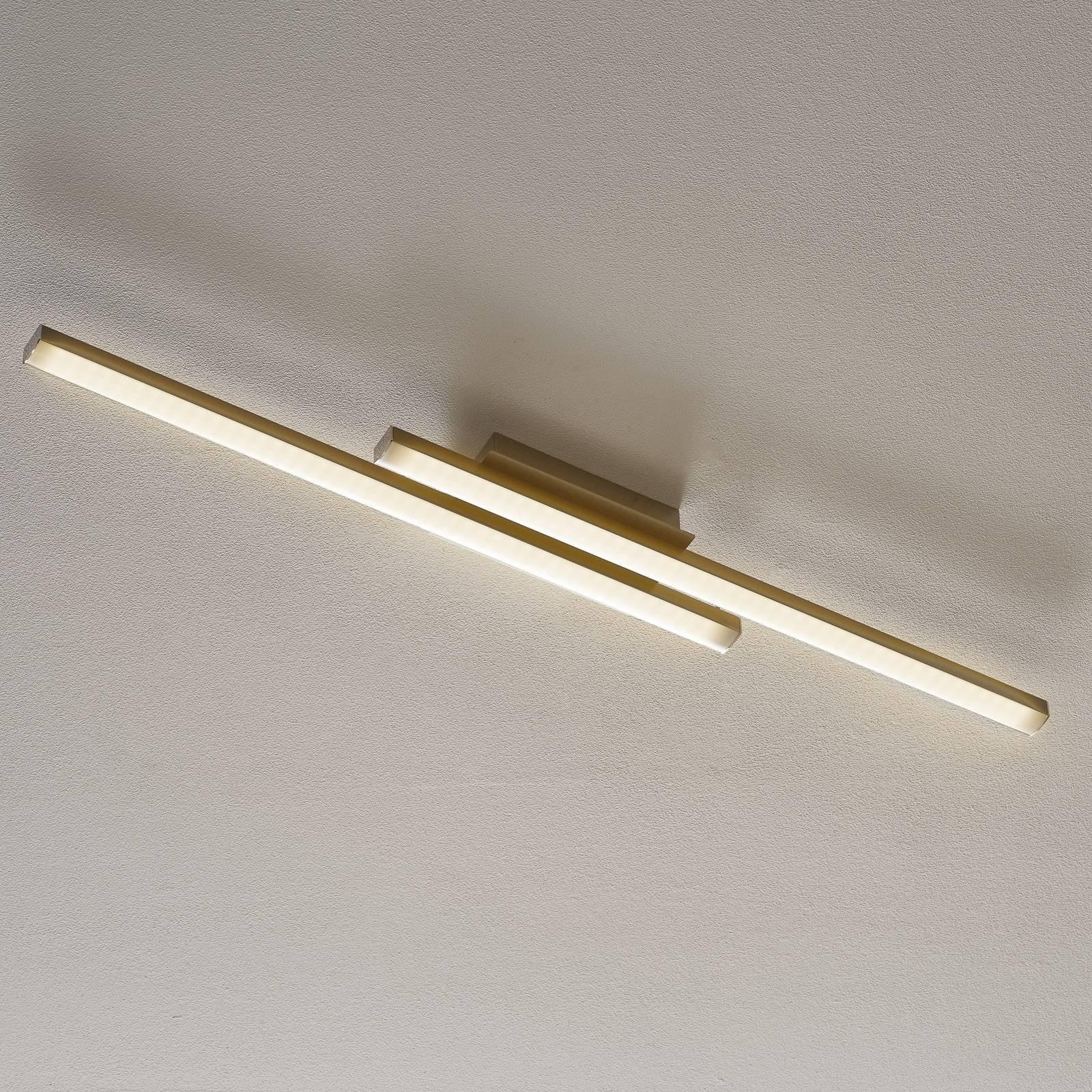 EGLO connect Fraioli-C LED-taklampe rettformet