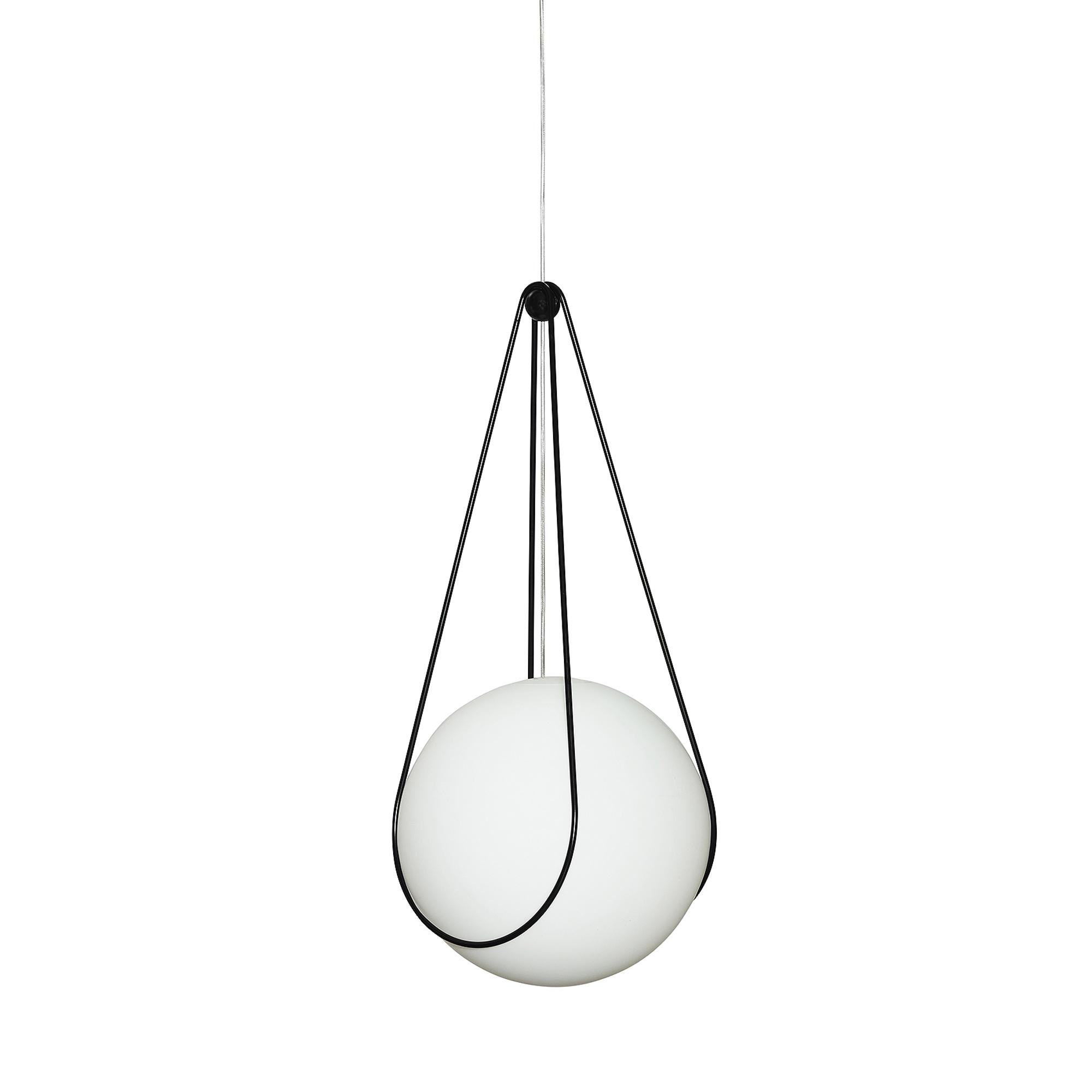 Design House Stockholm Lamphållare Kosmos 400mm svart