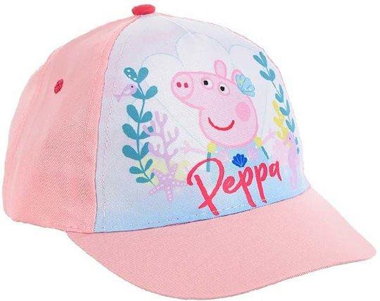 Greta Gris Caps, Light Pink, 54