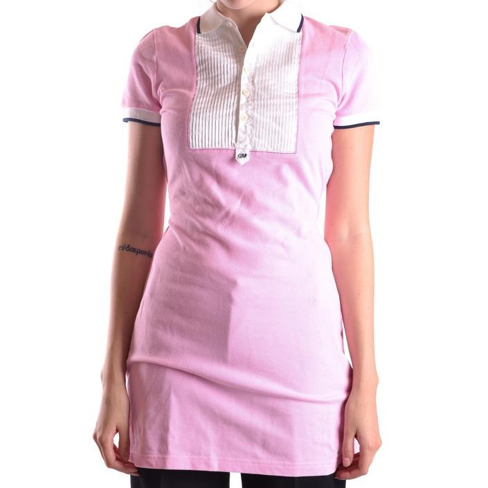 Dsquared Women's Polo Shirt Pink 186950 - pink S